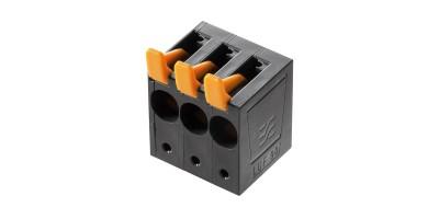 PCB terminaler